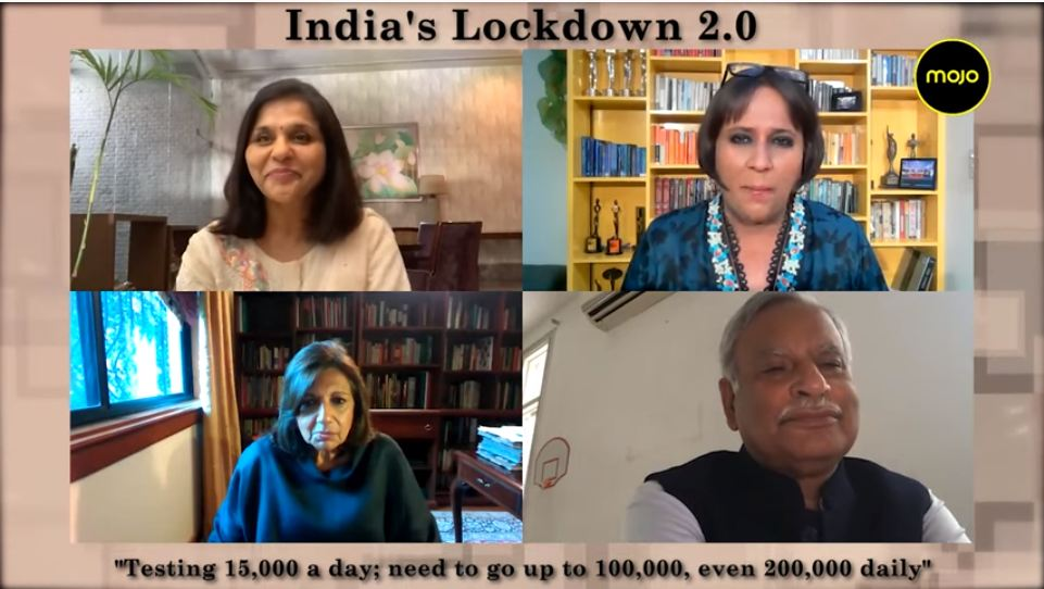 Dr Navin Dang on India Lockdown